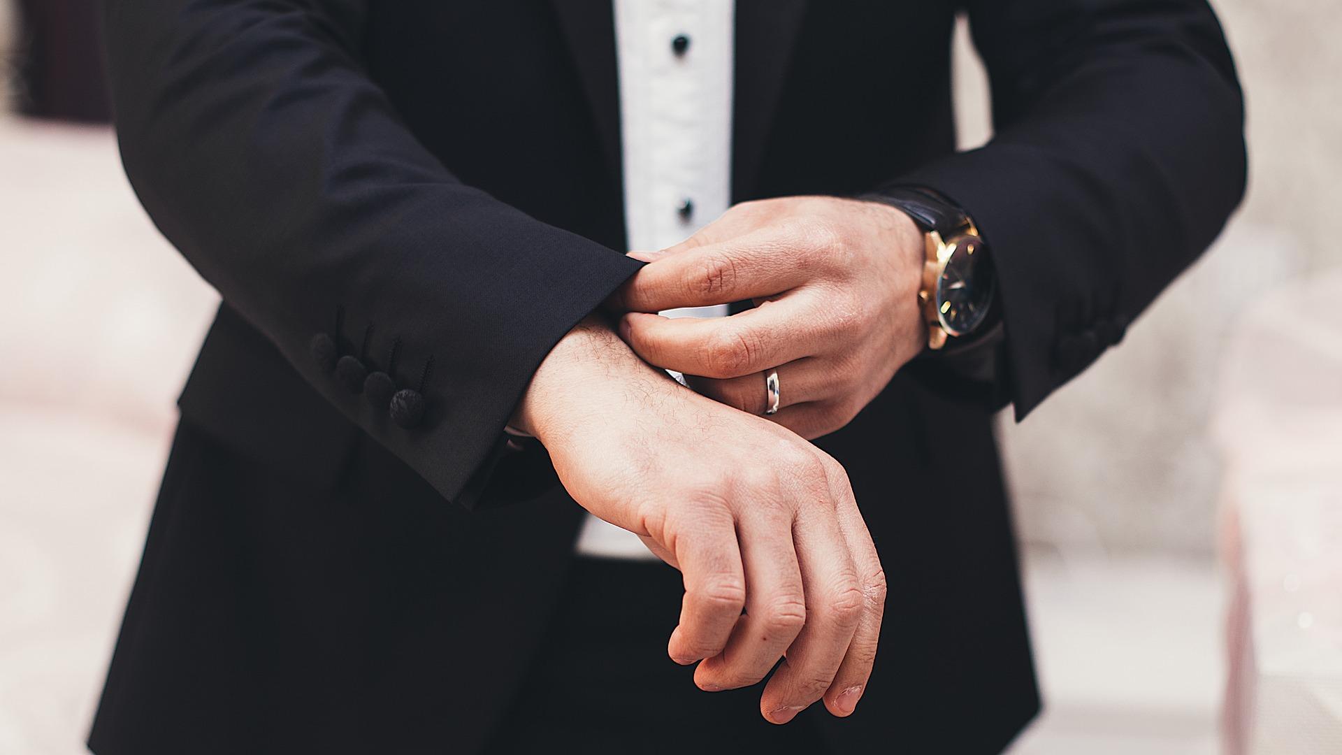 ビジネスマンにオススメ腕時計