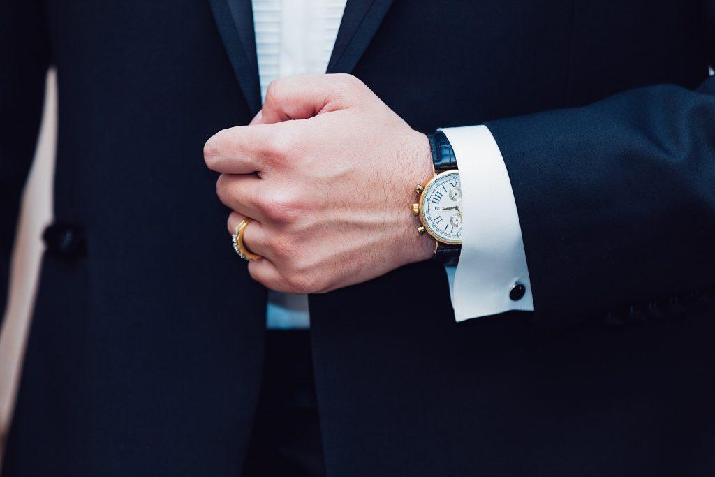 40代男性腕時計