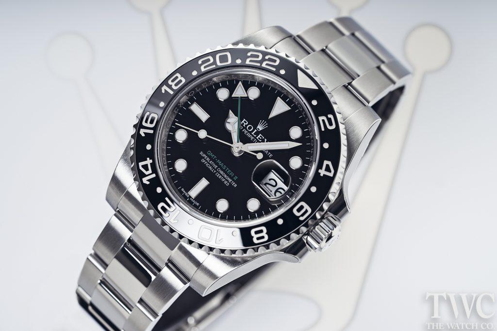ロレックス GMT マスターII 116710 LN