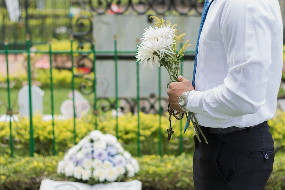 葬式 時計