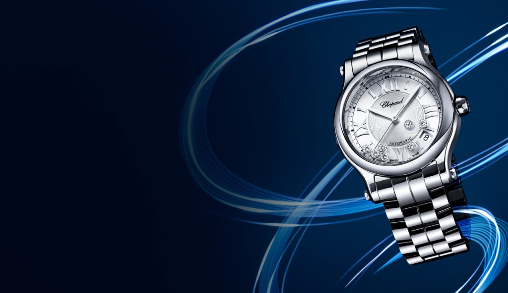 Chopard Ladies Watches Happy Sport
