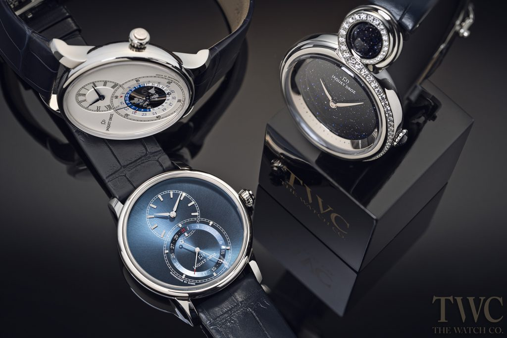 Jaquet Droz watches Group