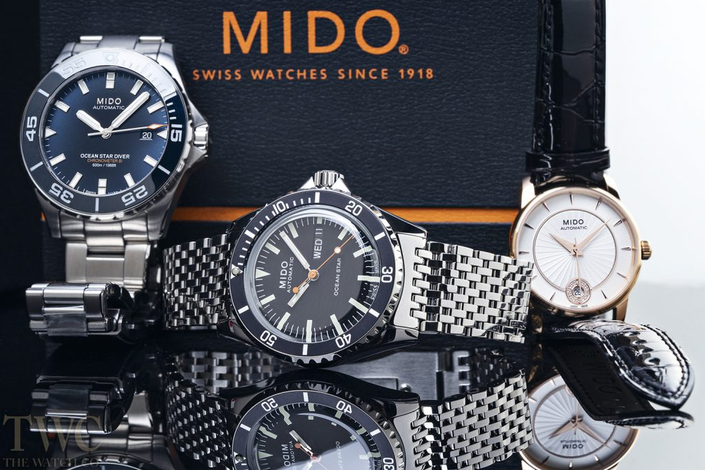 Mido watches Group