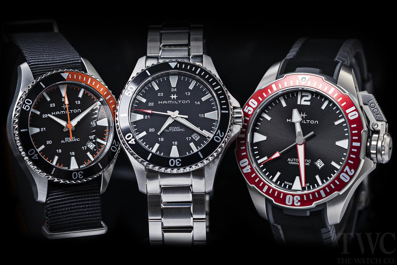 Hamilton Navy Watches